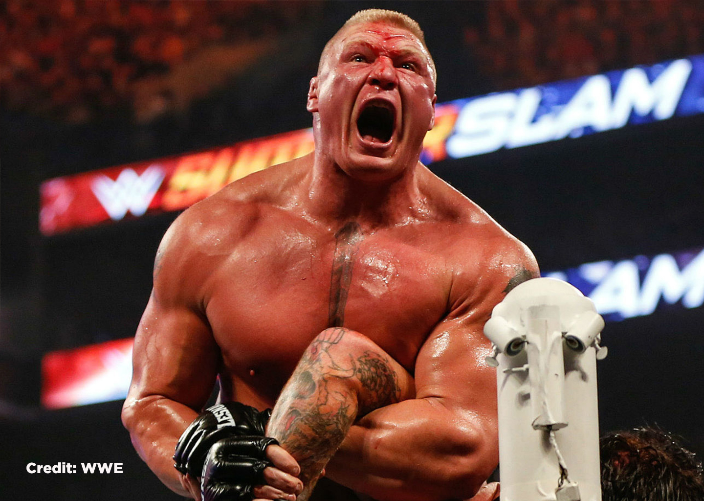 The Top 10 Career Highlights Of Brock Lesnar Wrestling Travel