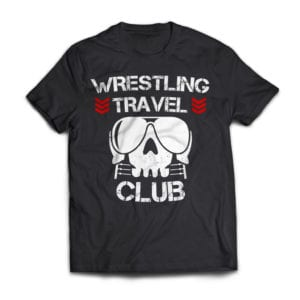 Wrestling Travel Club T-Shirt