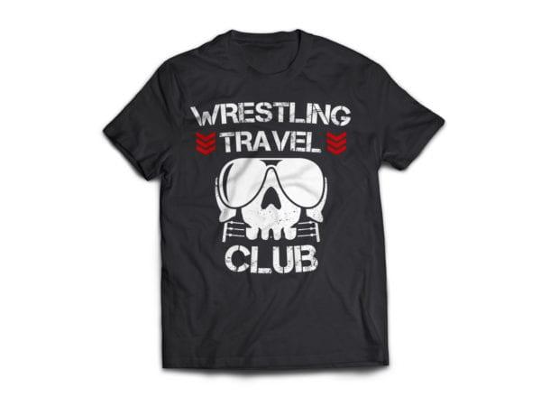 Wrestling Travel Club T-Shirt