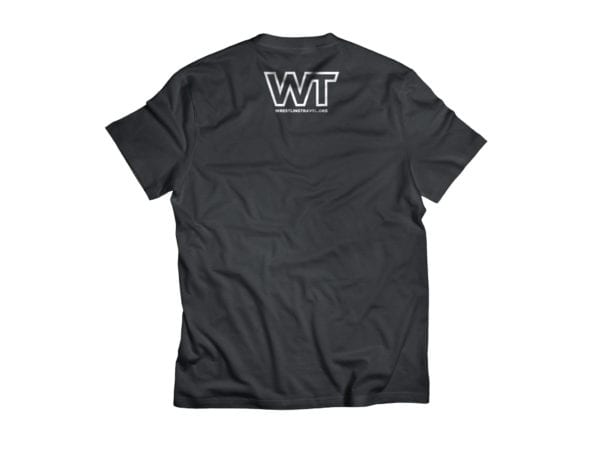 Wrestling Travel: Logo Fan T-Shirt